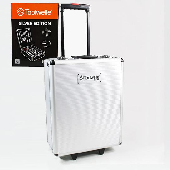 Toolwelle-gereedschapstrolley-aanbieding