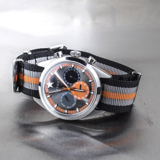 Oxygen Sport Dual Time Tanger