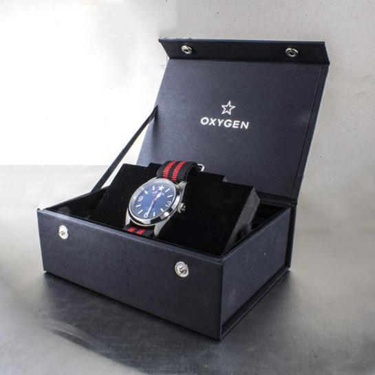 Oxygen Sport 38 Washington horloge EX-S-WAS-38
