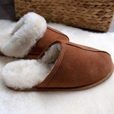 Walq-Wool-Fitted-Pantoffels