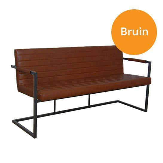 Bruut-bench-bruin