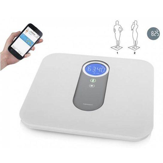 Digitale-Bluetooth-weegschaal
