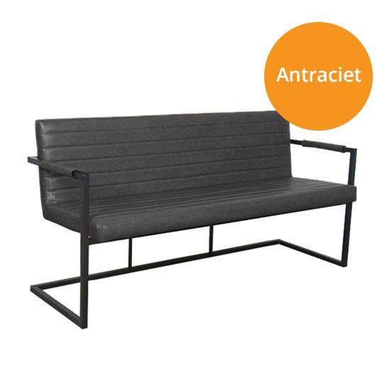 Bruut-bench-antraciet