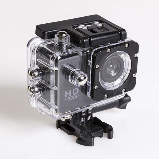 Action Camera Vrijstaand