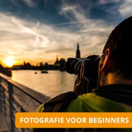 Fotografie voor beginners