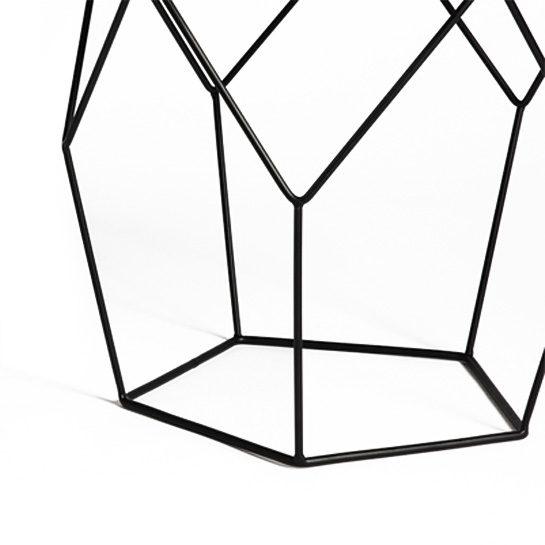 Bijzettafel-geometrisch