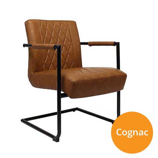 Kensington-stoelen-cognac