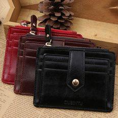 ultra dunne wallet al kleuren