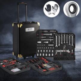 Wolfgang gereedschapskoffer