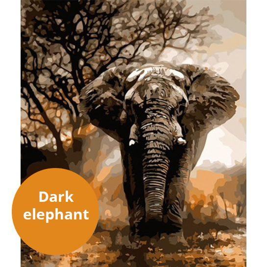 Dark-elephant