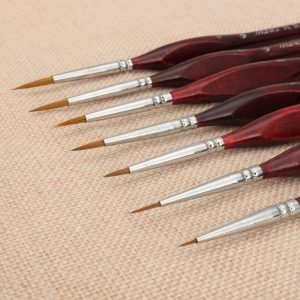 Marterhaar-penselen