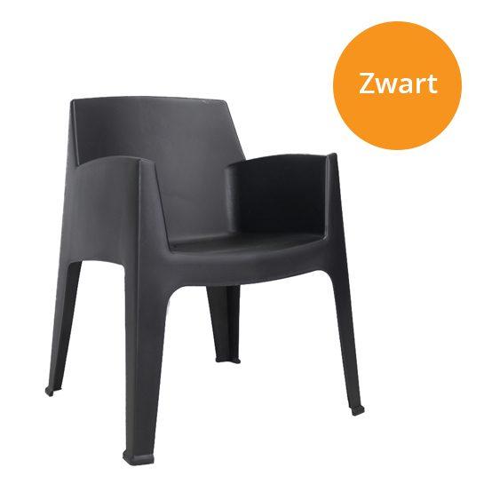 Olivera-stoelen-zwart