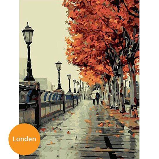 Schilderij-Londen