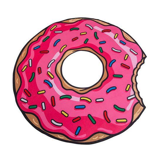 Strandlakens-donut