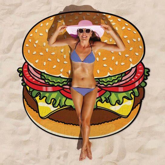 Strandlakens-hamburger