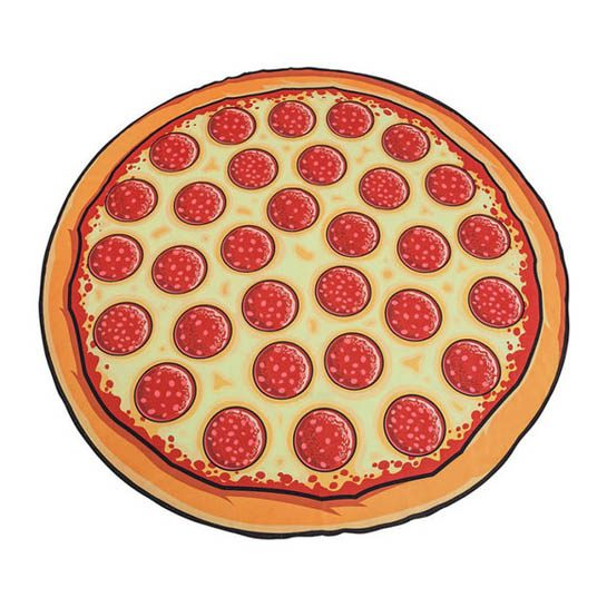 Strandlakens-pizza