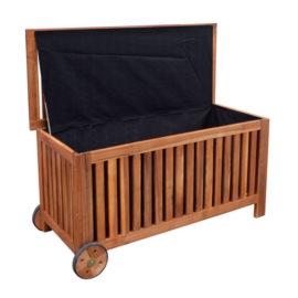 Tuinkussenbox-hout
