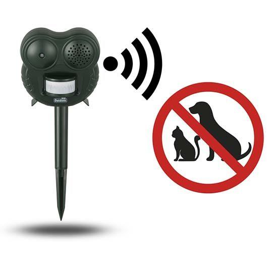 Katten Verjager-batterij