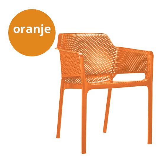 Chloe-stoel-oranje