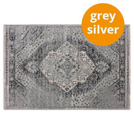 Vintage-aqua-grey-silver