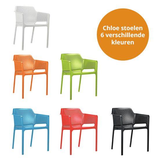 chloe stoelen