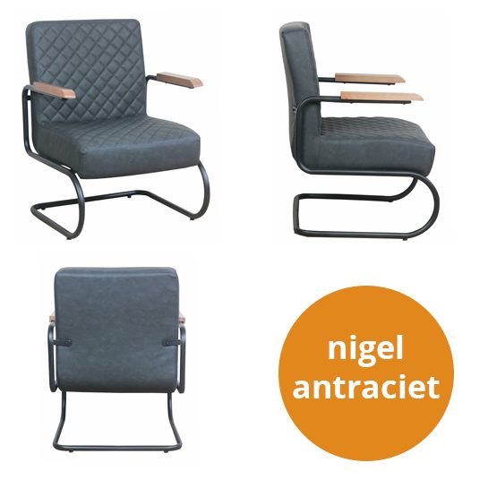 nigel antraciet