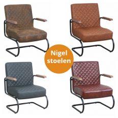 nigel stoelen aanbieding