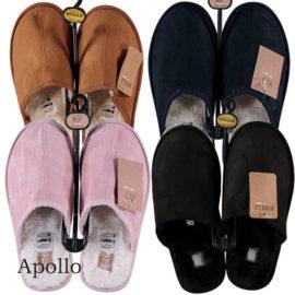Apollo Pantoffels Hoofd