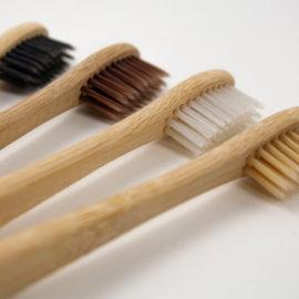 Bamboe-tandenborstel