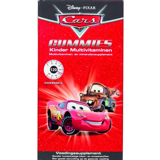 Disney-cars-multivitamines