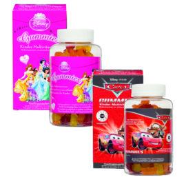 Disney-multivitamines