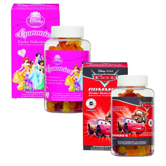Disney-multivitamines