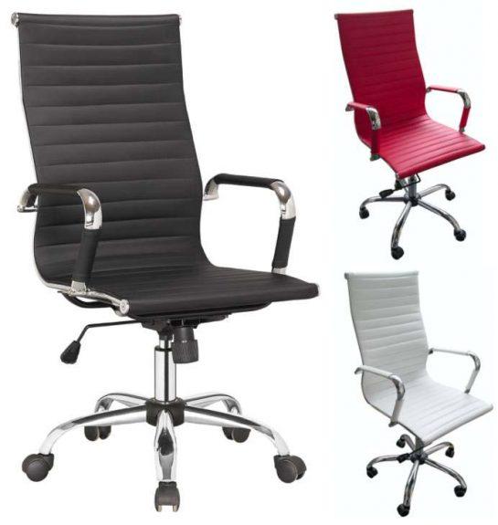 Executive-bureaustoel-aanbieding