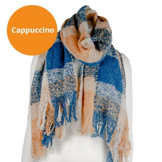 cappuccino-sjaal