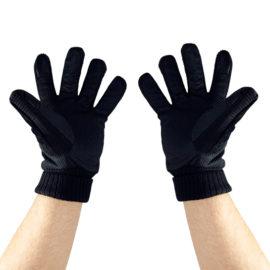 Handschoen Zwart Achterkant 1