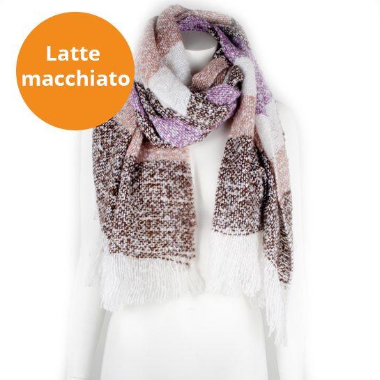latte-sjaal