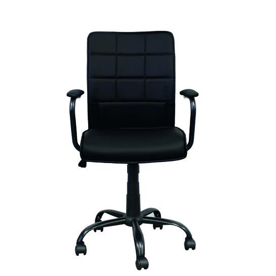 Bureaustoel 60 Cm Zithoogte.Padrone Bureaustoel Voor Op Kantoor Of Thuis Webshop Outlet Nl