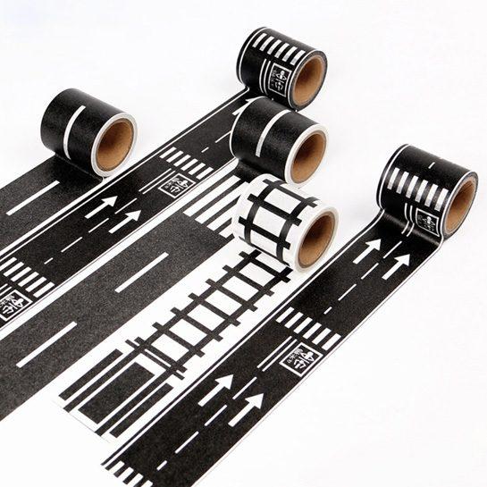 Autoweg tape aanbieding