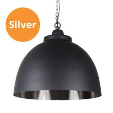 silver picton lamp