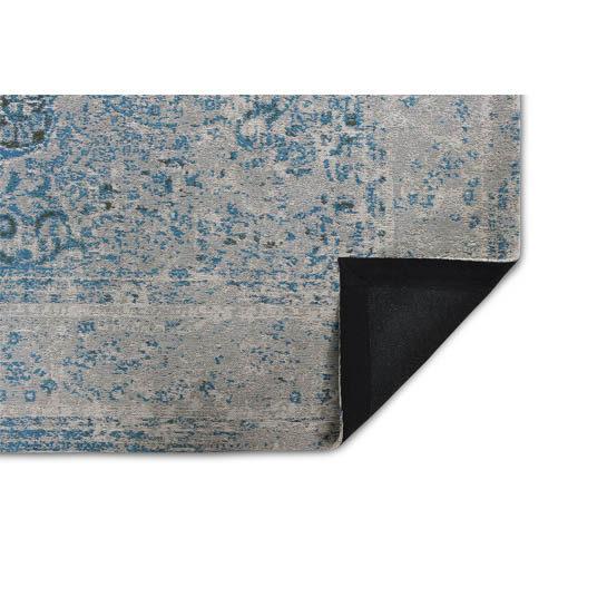 Medaillon Katoen Azur Blue Grey1