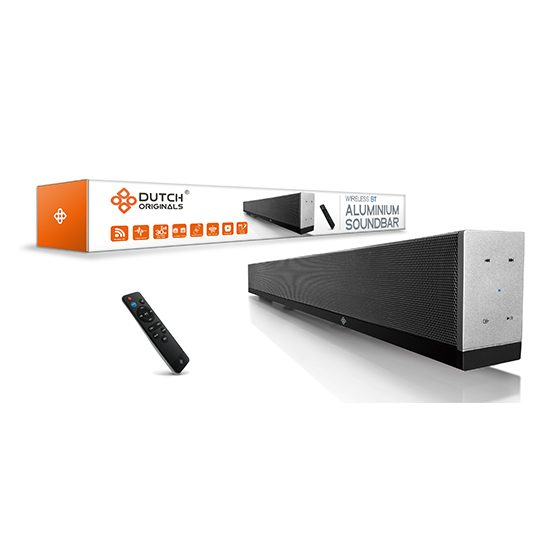Nieuwe soundbar dutch originals