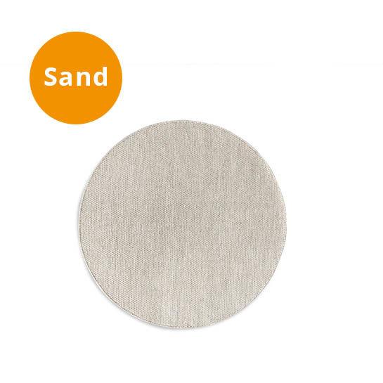 Teppe Rond Vloerkleed Sand2