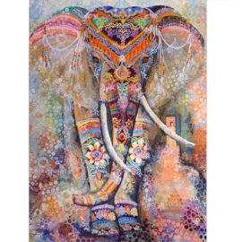 Diamond painting olifant india