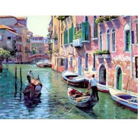 Italie Schilderen Op Nummers