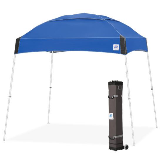 Partytent Dome Donkerblauw