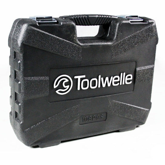 Toolwelle Set 108 Delig
