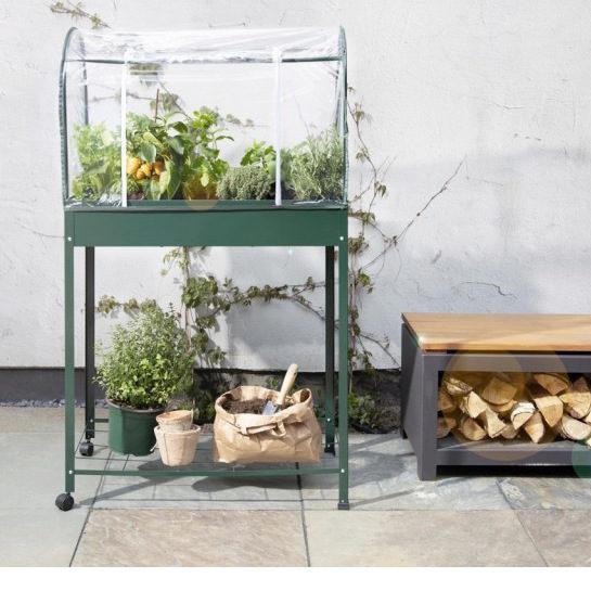 Greenhouse Plantenkas