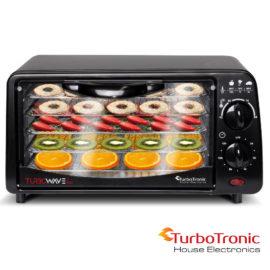Metalen Voedseldroger Aanbieding Turbotronic