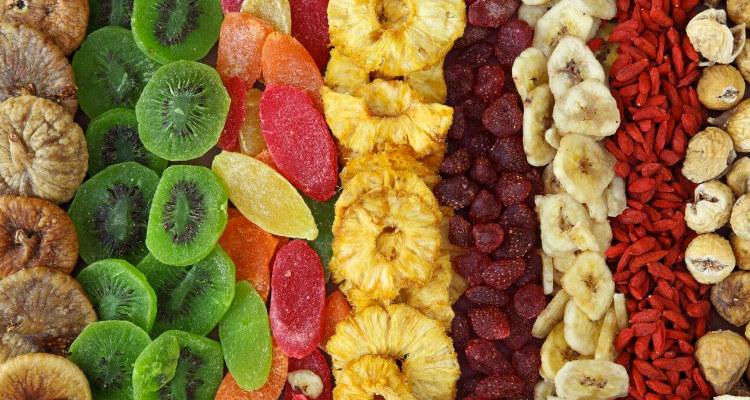 Gedroogd Voedsel