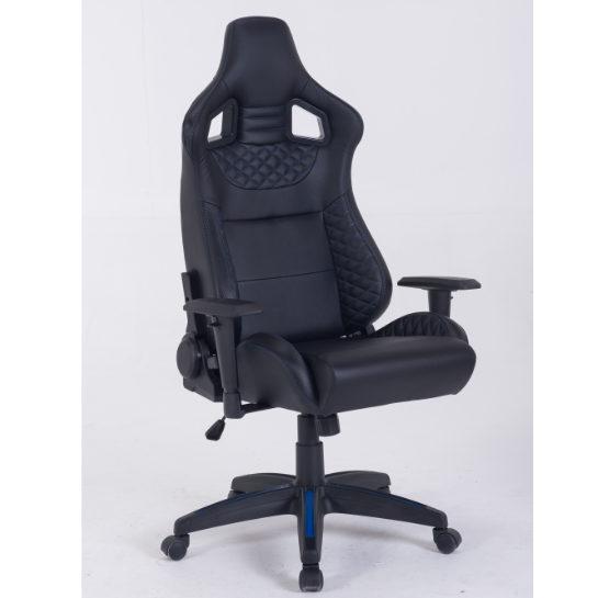 Bureaustoel Racer Blauw